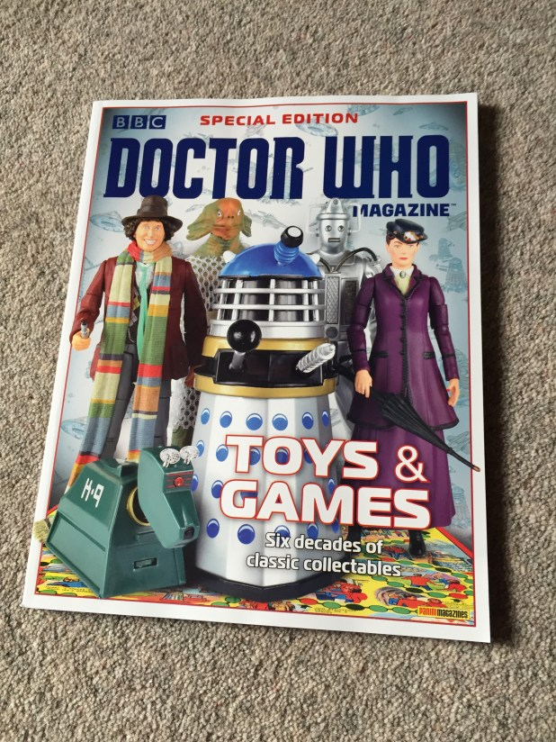 Doctor Who Special Edition - Toys & Games - Cover