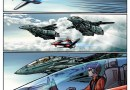 Robotech #1: first interior art and story details revealed at C2E2