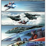 Robotech #1 - Sample 2 - Unlettered