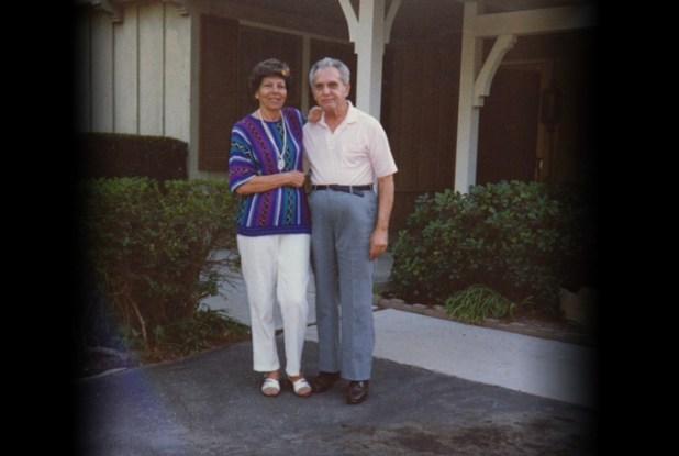 Roz and Jack Kirby