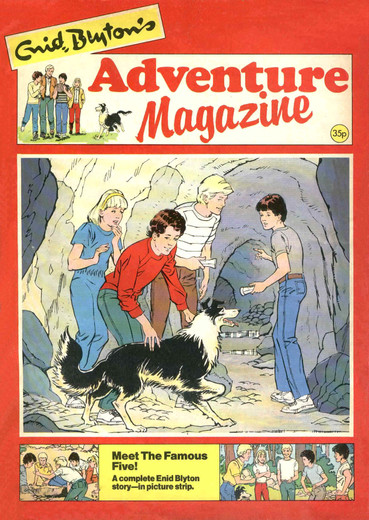 Enid Blyton Adventures - Pilot Issue