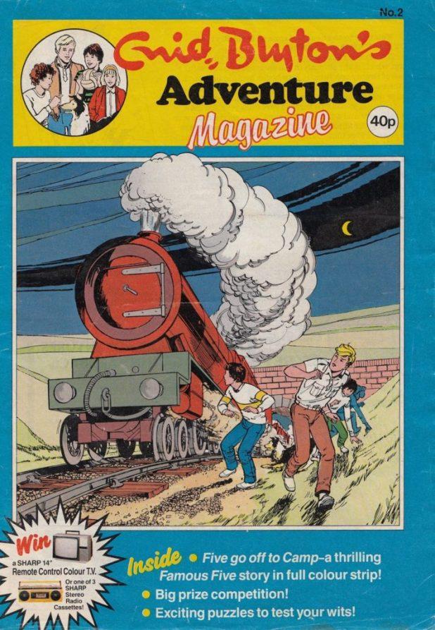 Enid Blyton Adventures Issue Two