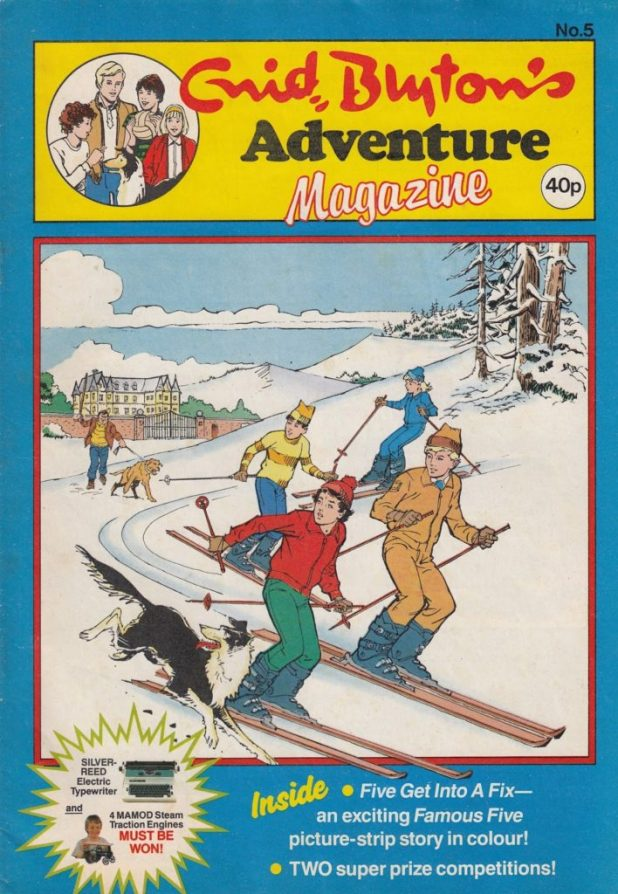 Enid Blyton Adventures Issue Five