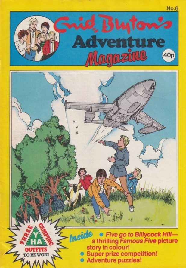 Enid Blyton Adventures Issue Six