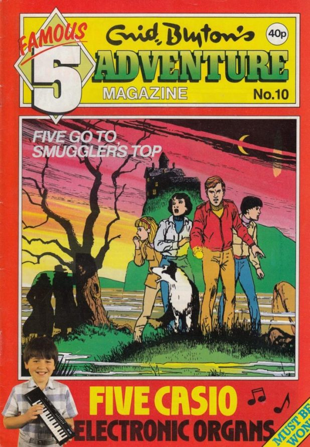 Enid Blyton Adventures Issue 10