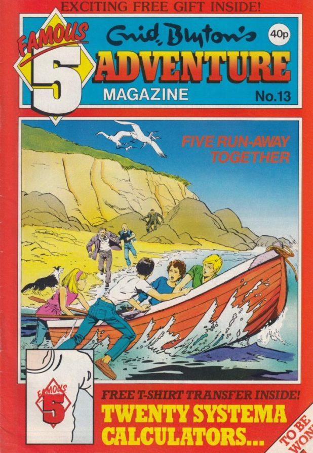 Enid Blyton Adventures Issue 13 (London Editions)