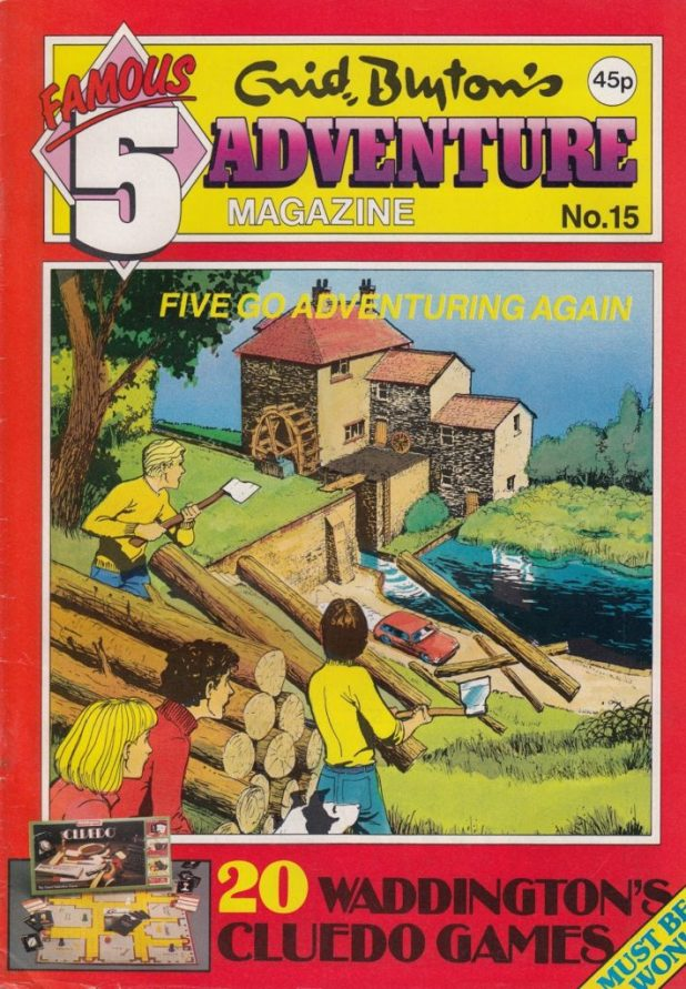 Enid Blyton Adventures Issue 15