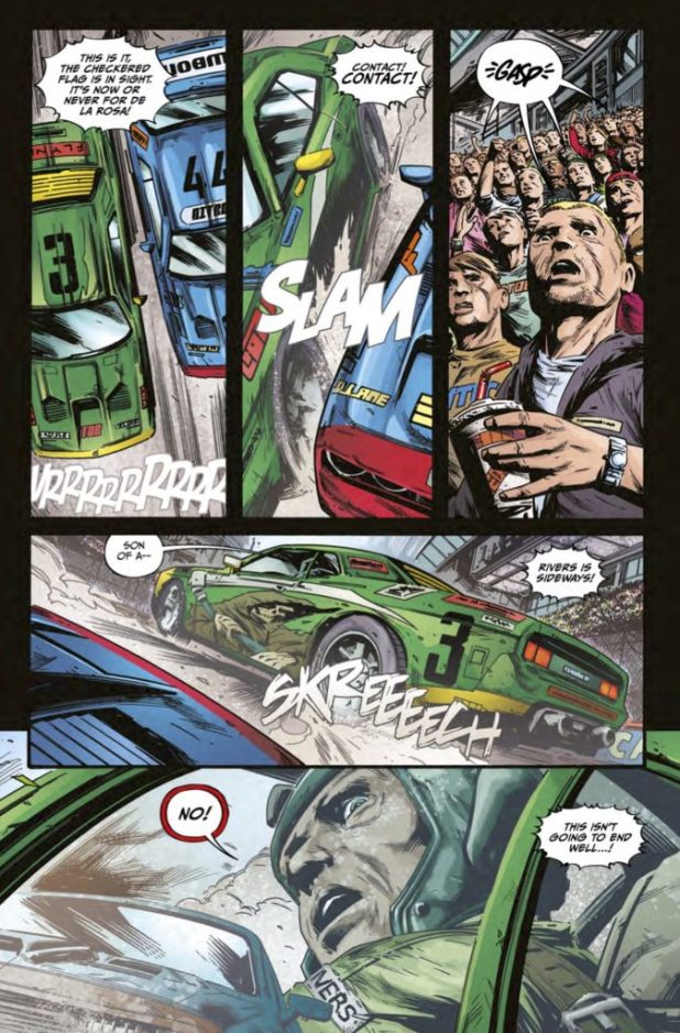 Freeway Fighter #1 - Page 3