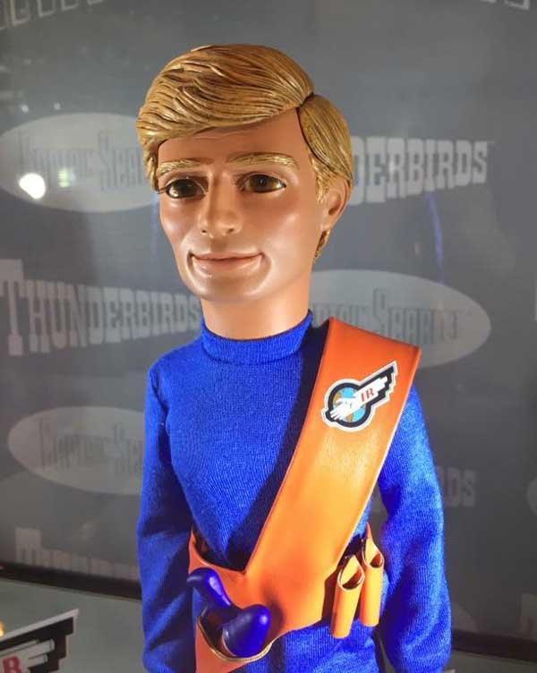 BIG Chief Studios - Gordon Tracy - Thunderbirds Teaser 1