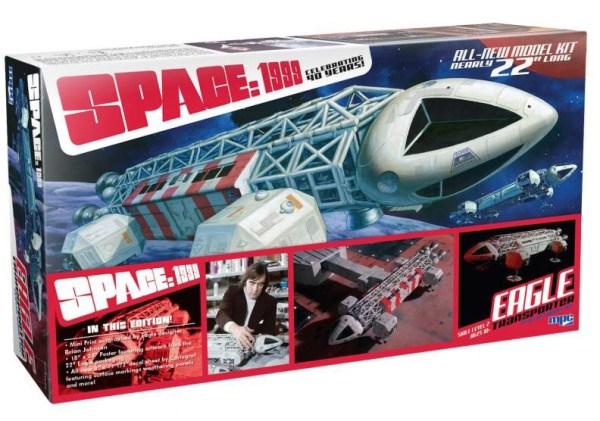 Big Chief Studios Eagle Transporter - Special Edition
