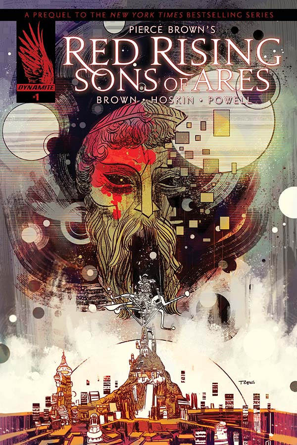 Red Rising: Sons of Ares 1 - Cover A by Toby Cypress