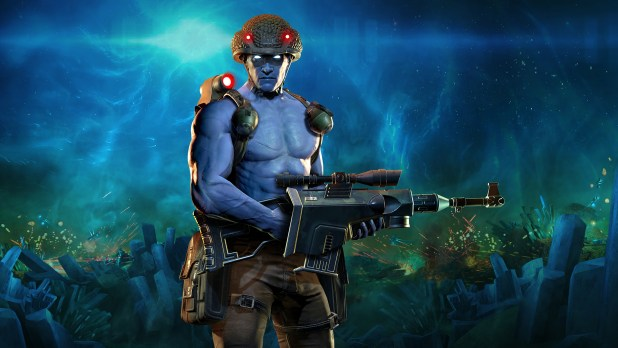 Rogue Trooper Redux Key Art