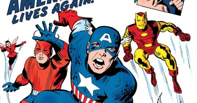 True Believers: Kirby 100th – Avengers: Captain America Lives Again! #1