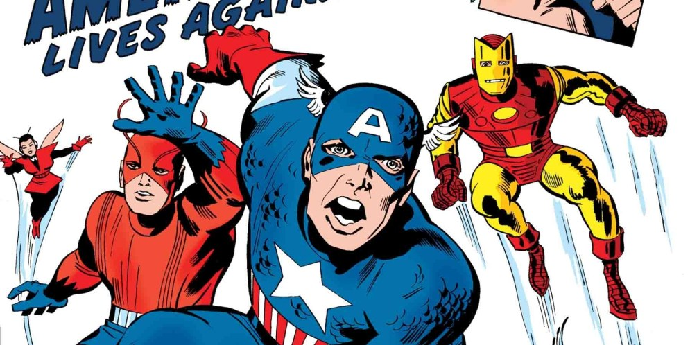 DC, Marvel announce Jack Kirby centenary publications, but what's missing?