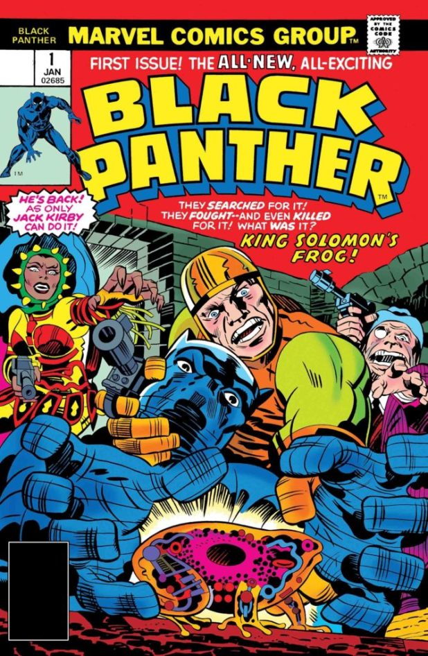 True Believers: Kirby 100th – Black Panther #1
