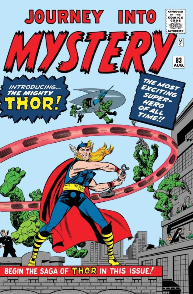 True Believers: Kirby 100th – Introducing…The Mighty Thor! #1