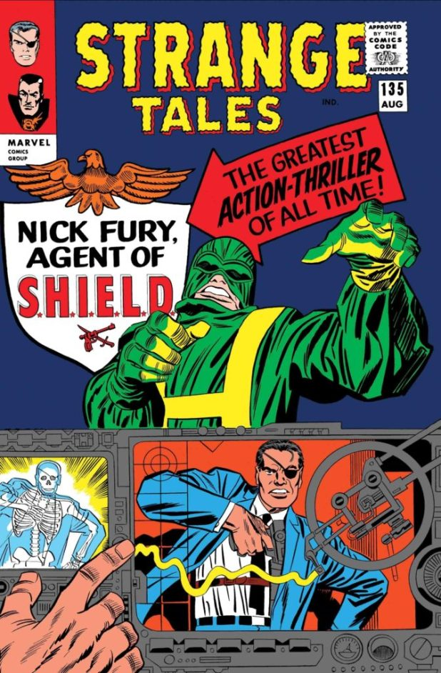 True Believers: Kirby 100th – Nick Fury #1