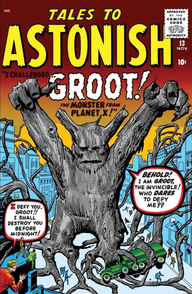 True Believers: Kirby 100th – Groot #1