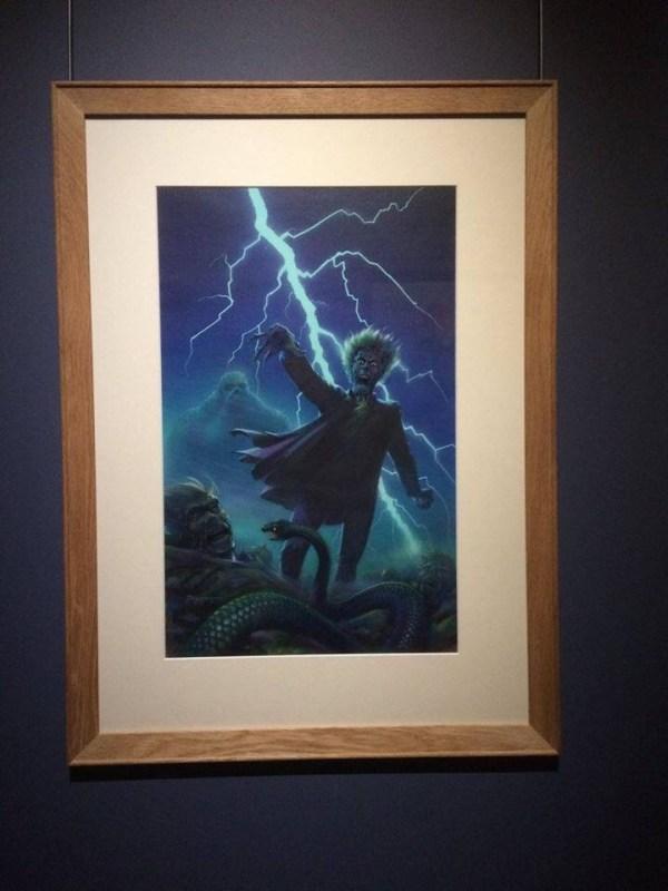John Higgins Art Exhibition - Liverpool 2017