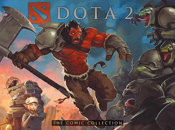 DOTA 2 Collection Cover