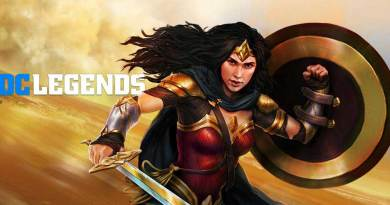 DC Legends - Wonder Woman Promo