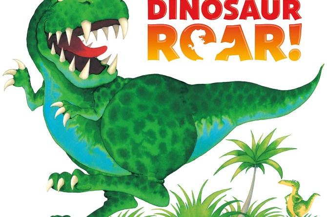 Dinosaur Roar! Art. Dinosaur Roar! © Nurture Rights Limited, 2017