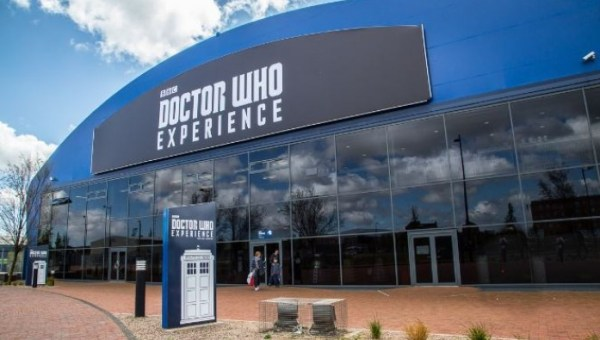 The Doctor Who Experience in Cardiff. Image: BBC Worldwide