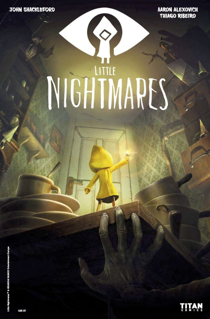 Little Nightmares #1 Cover C - Video Game Cover