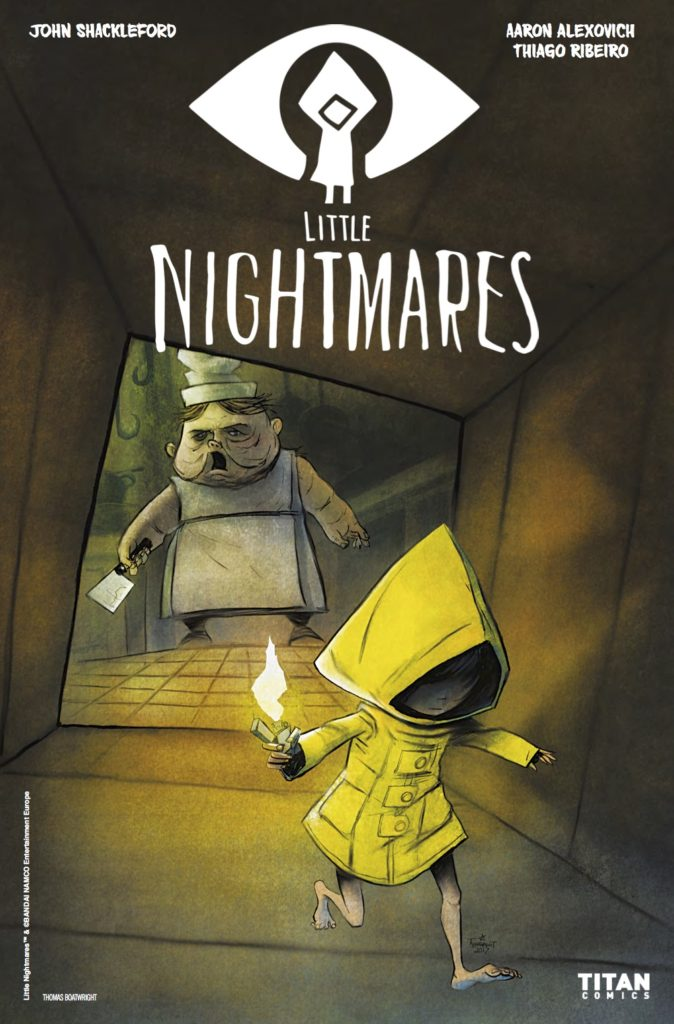 Little Nightmares #1 Cover E by Thomas Boatwright