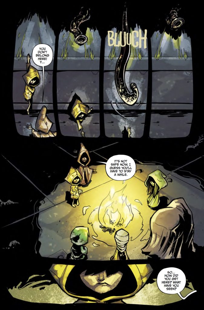 Little Nightmares #1 - Page 2