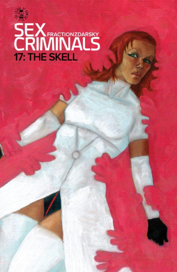 Sex Criminals #17 Cover by Chip Zdarsky