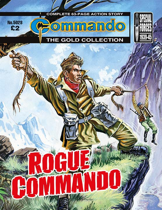 Commando 5028 - Rogue Commando