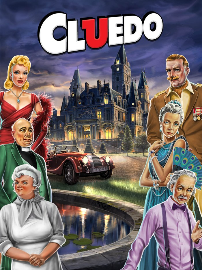 Cluedo App Store Homepage Image