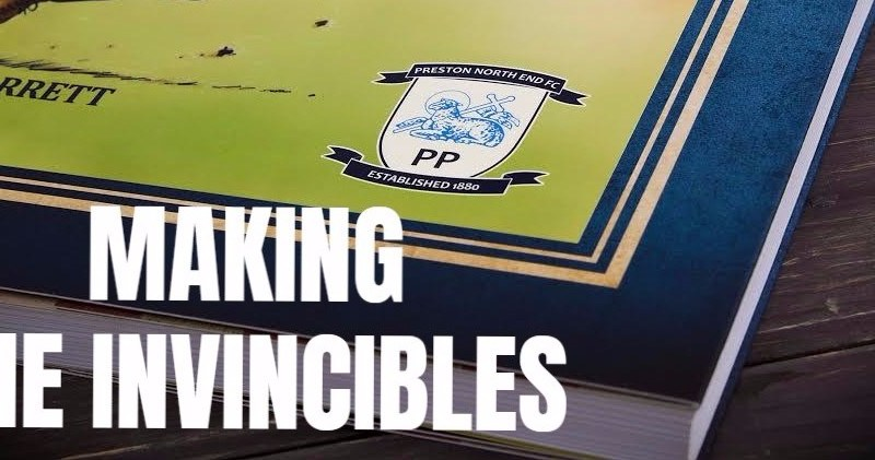 Making The Invincibles - Banner
