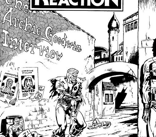 Chain Reaction #5 - Cover