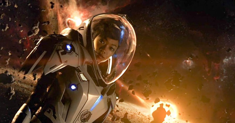 Star Trek Discovery comics launch in October from IDW