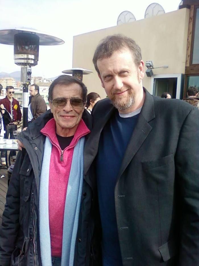 Alphonso Azpiri and Dave Elliott