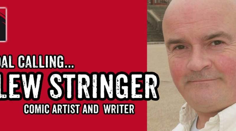 Lew Stringer - LICAF 2017 Banner