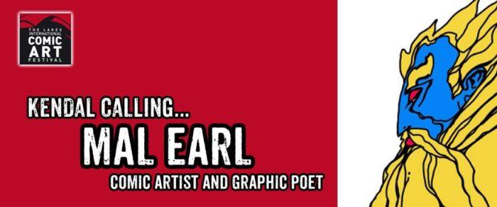 Mal Earl LICAF 2017 Banner