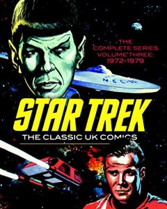 Star Trek: The Classic UK Comics Volume 3 - Cover