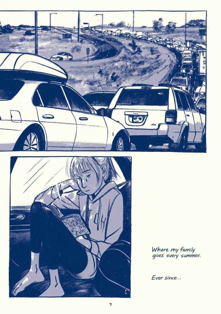 This One Summer - Sample Art 3