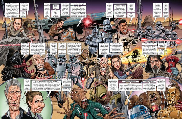 Tom Richmond - Star Wars