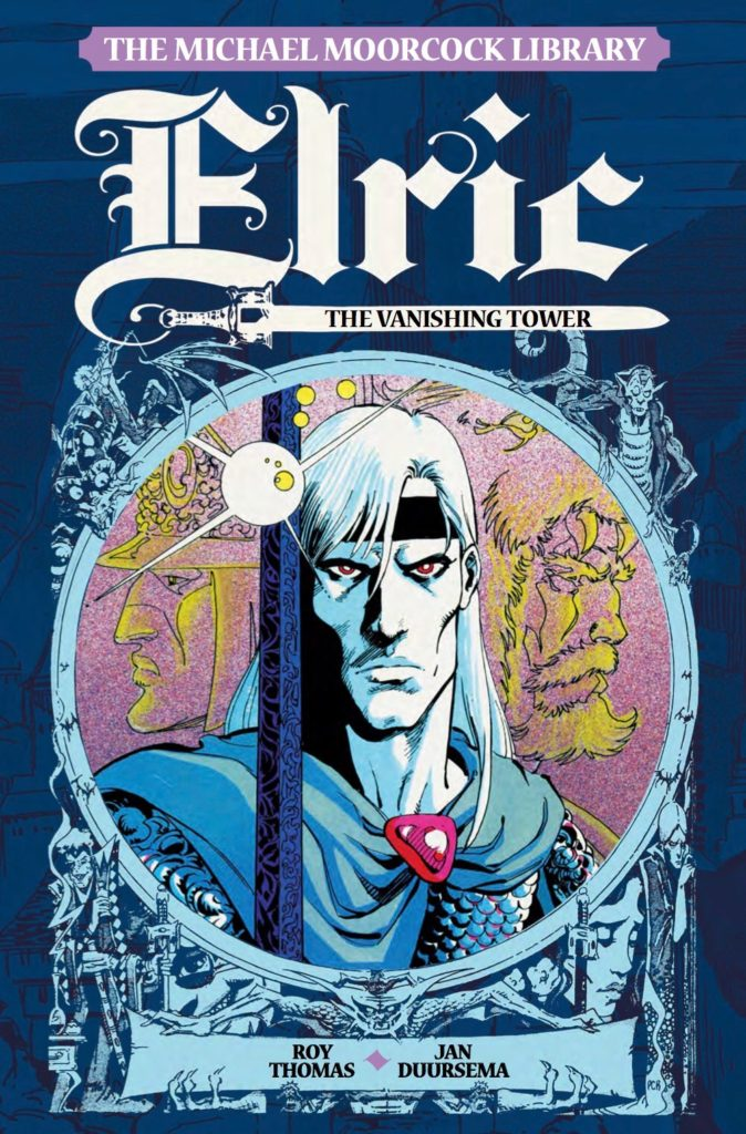 Elric - The Vanishing Tower - Cover