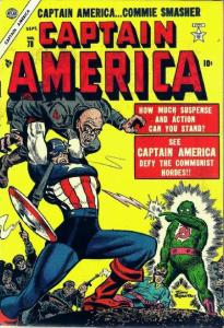 Captain America Comics #78