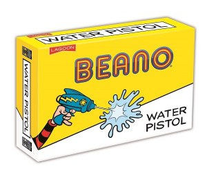 The Beano Water Pistol from Lagoon Games