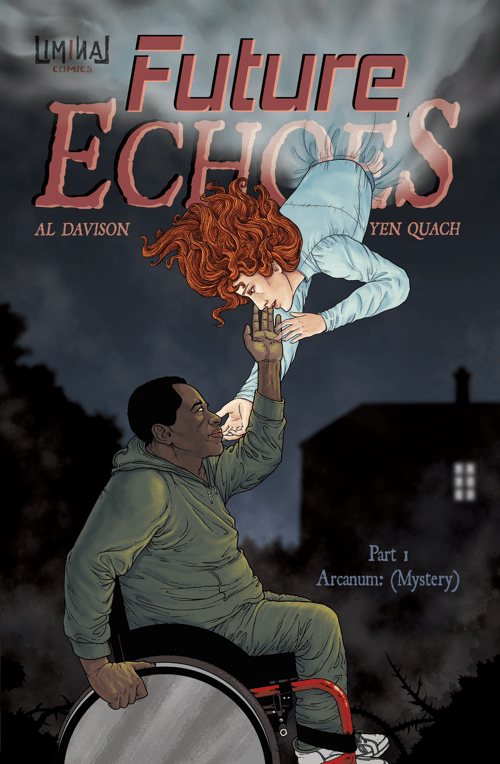 Future Echoes Part One - Cover