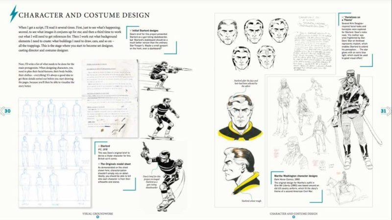 How Comics Work Sample 3