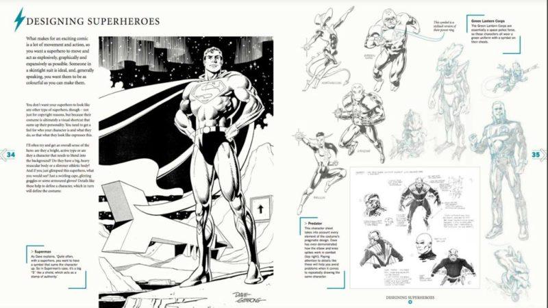 How Comics Work Sample 4