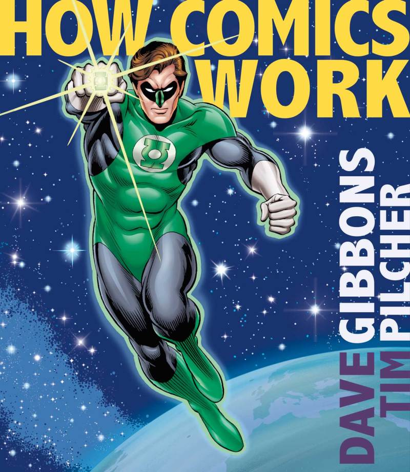 How Comics Work - Cover