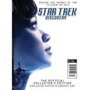 Titan is publishing a Star Trek Discovery Collectors Edition magazine on 16th November